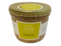 FRITONS D'OIE 180GR
